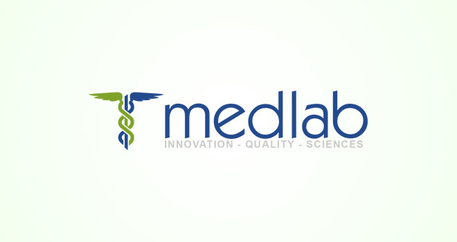 Medlab Clinical Cannabis Stock Logo