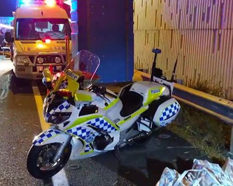 Traffic stop in Queensland leads to cannabis discovery 1