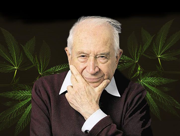Professor Raphael Mechoulam The Father of Cannabis