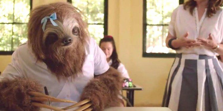 Stoner sloth anti cannabis ad