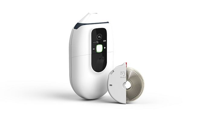 The Syqe Selective Dose Inhaler