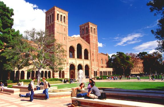 The University of California Where the study took place
