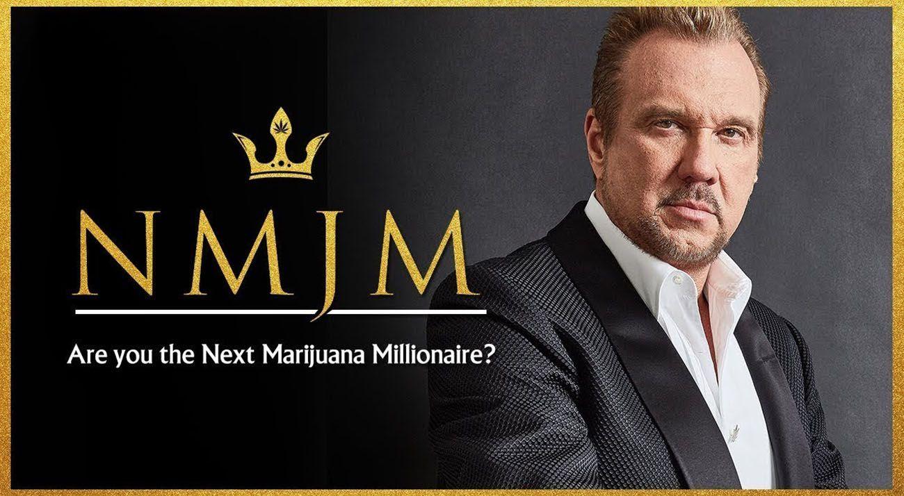 Marijuana millionaire TV show