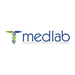 Medlab Clinical Logo