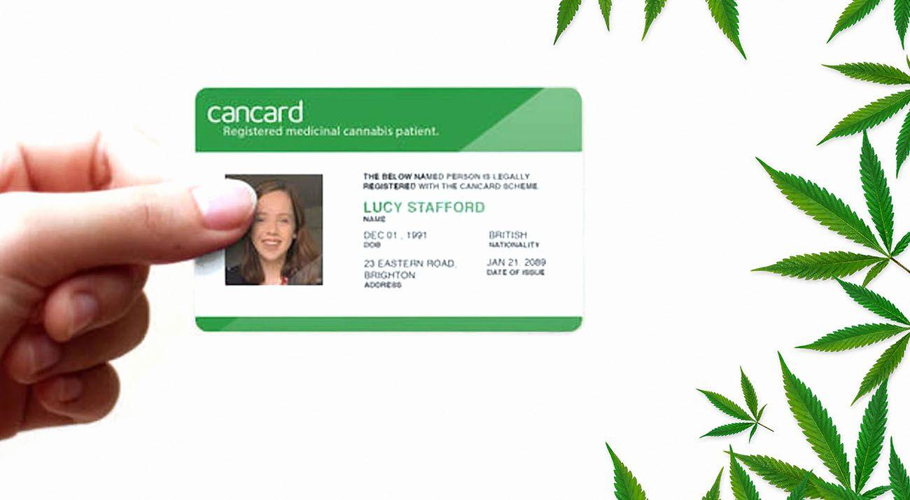 UKs cannabis card CanCard