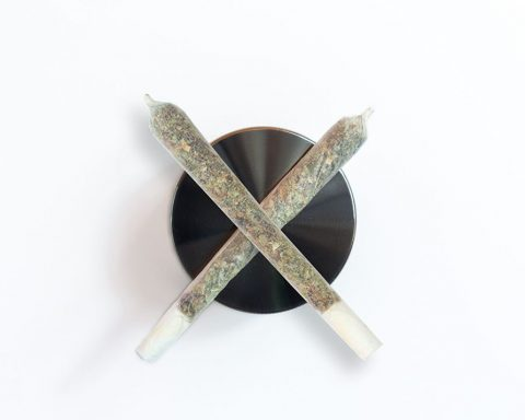 Cannabis cross joints
