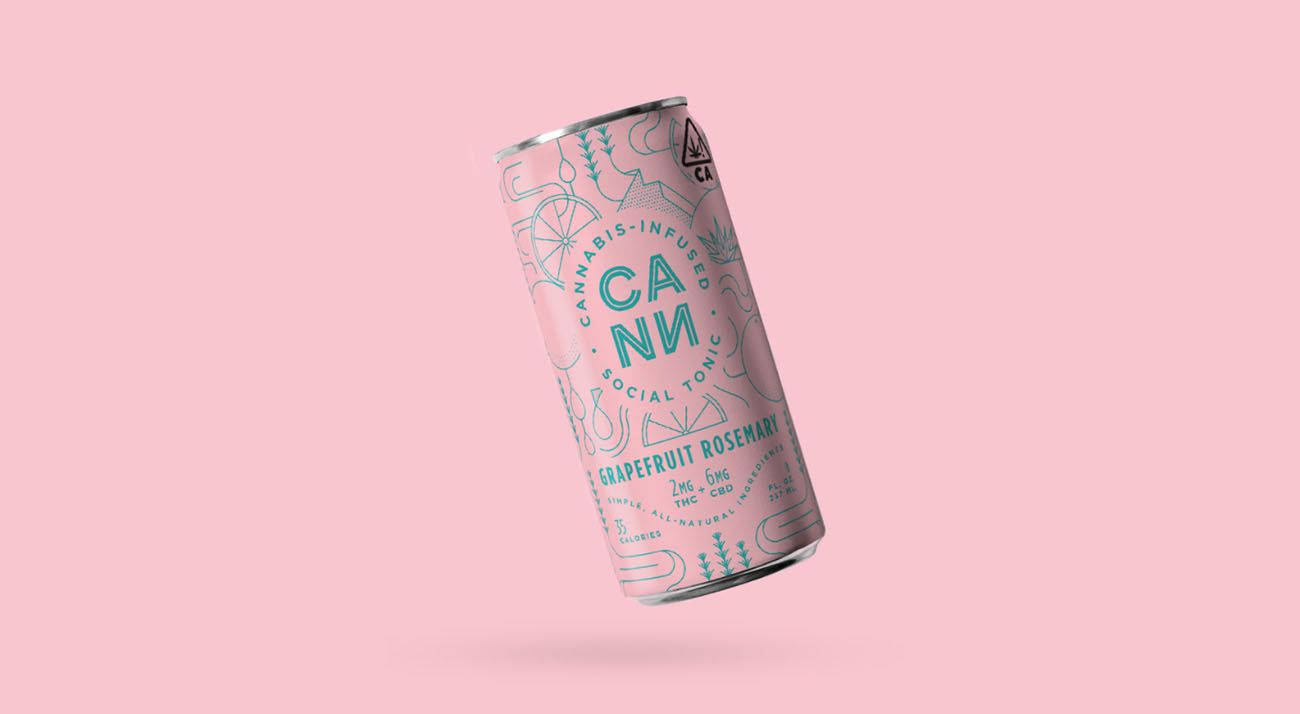 Cann cannabis infused beverage