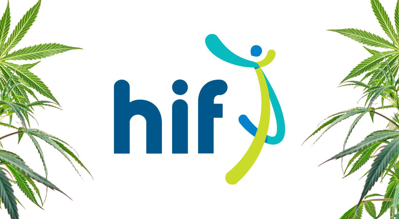 HIF health insurance now covers medical cannabis