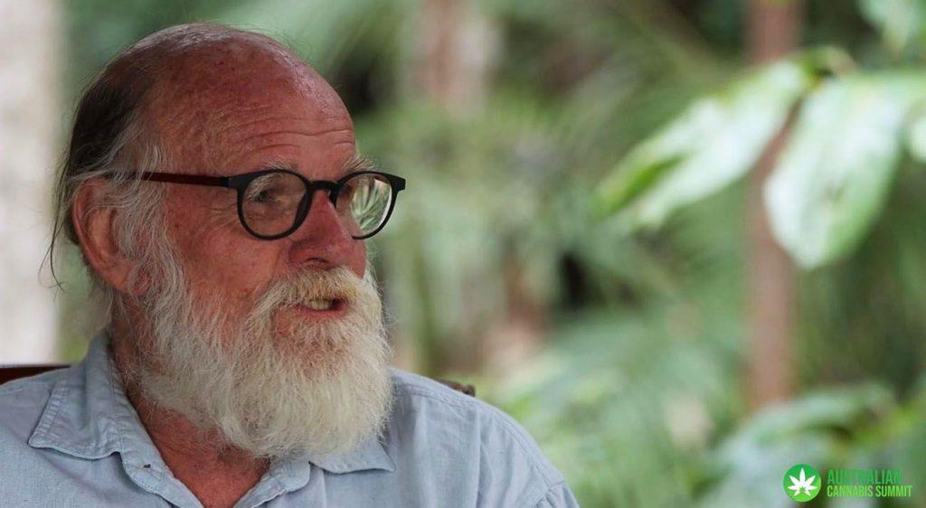 Michael Balderstone – Leader of the HEMP Party