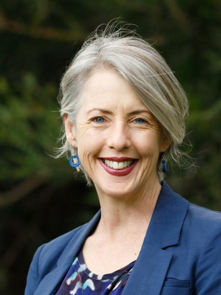 Rosalie Woodruff Greens MP