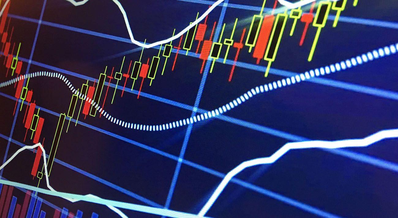 Share market increasing