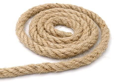 Hemp rope sold on Amazon