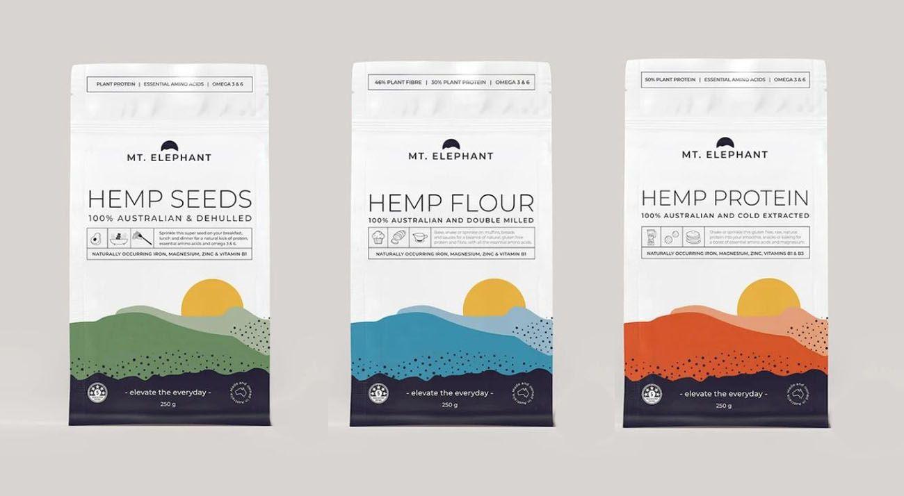 Australian Primary Hemp Mt. Elephant Hemp Products