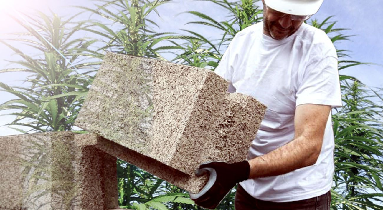 Australian made hemp blocks