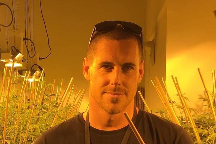 Elite Cannabinoids CEO Sebastian Cox 1