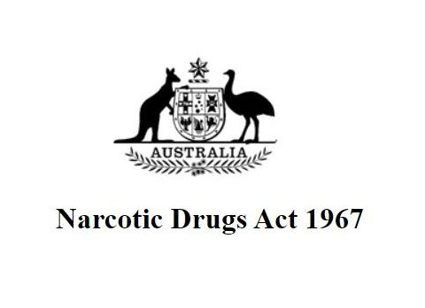 Narcotic Drugs Act 1967
