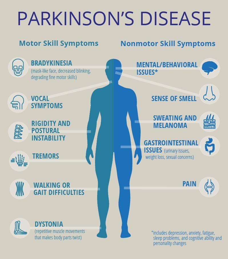 Parkinsons Fact Sheet