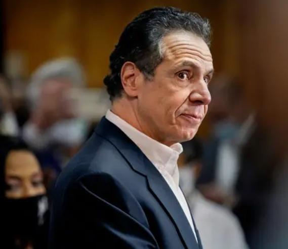 New Yorks Governor Cuomo