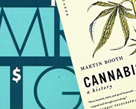 Cannabis books on Australia