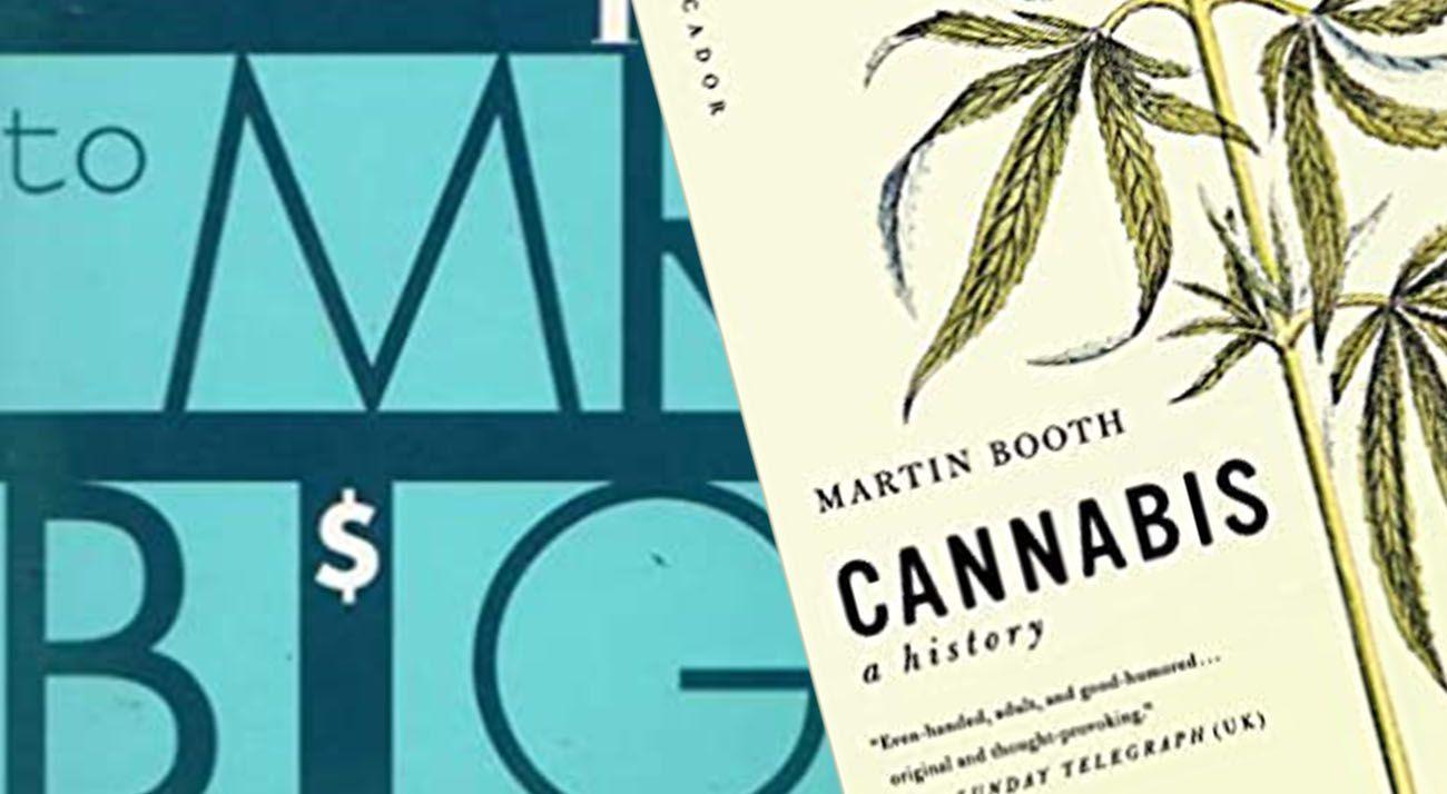 Cannabis books on Australia
