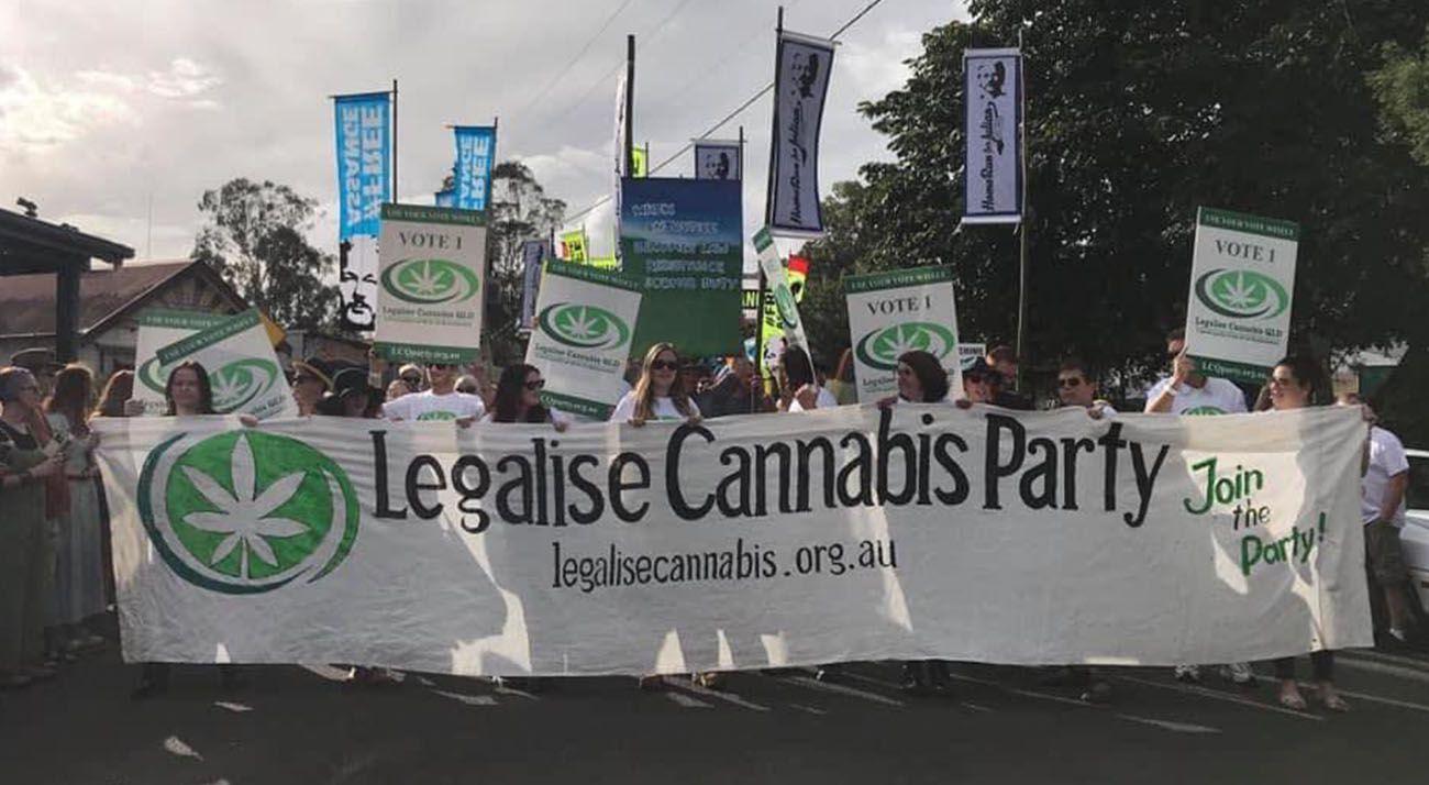 Legalise Cannabis WA Party
