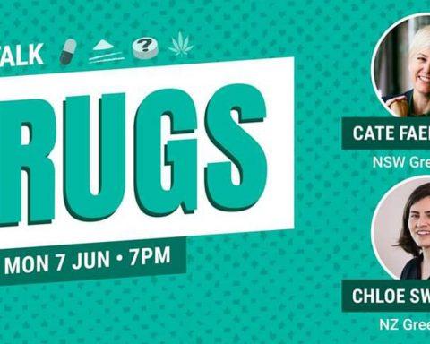 Lets Talk Drugs Australian Cannabis Webinar