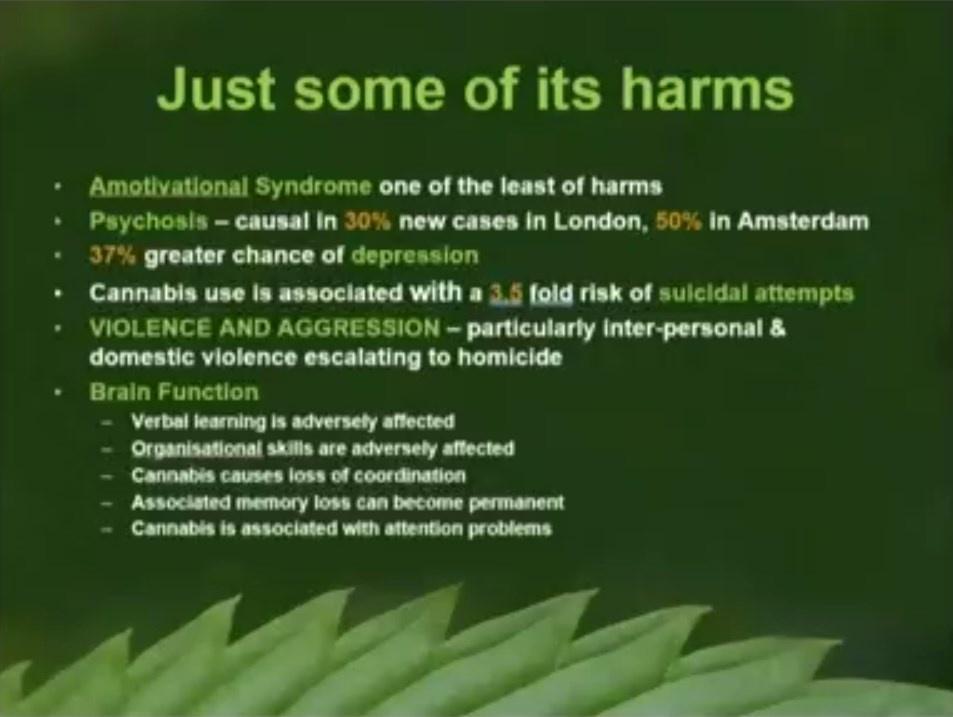 Slide 1 Drug Free Australia