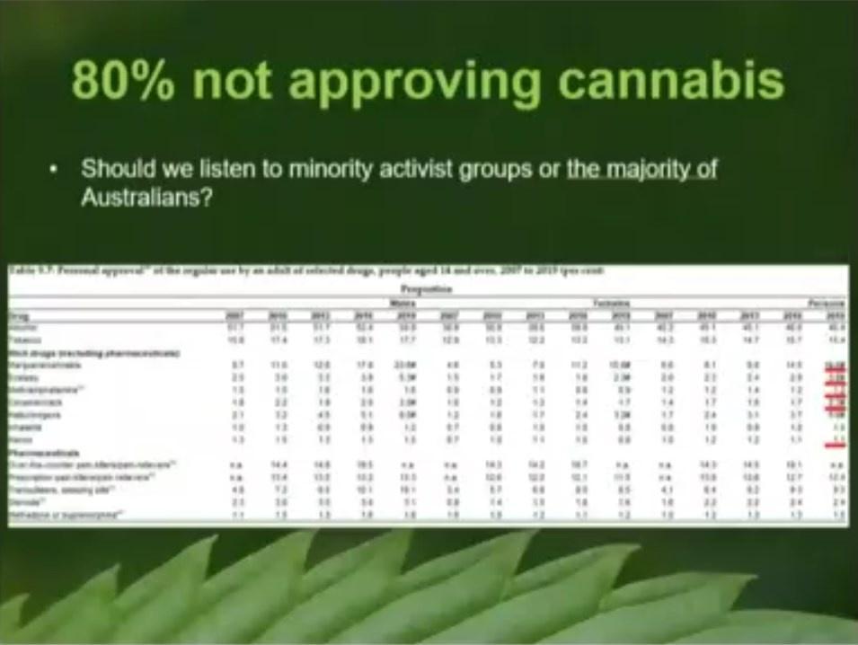 Slide 3 Drug Free Australia