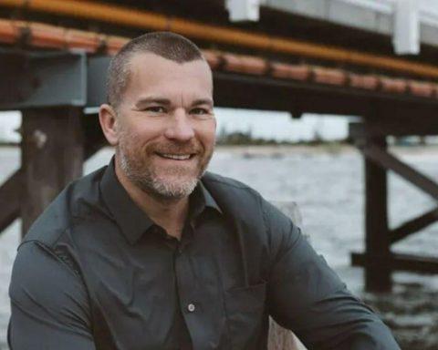 Western Australian doctor Matthew Moore