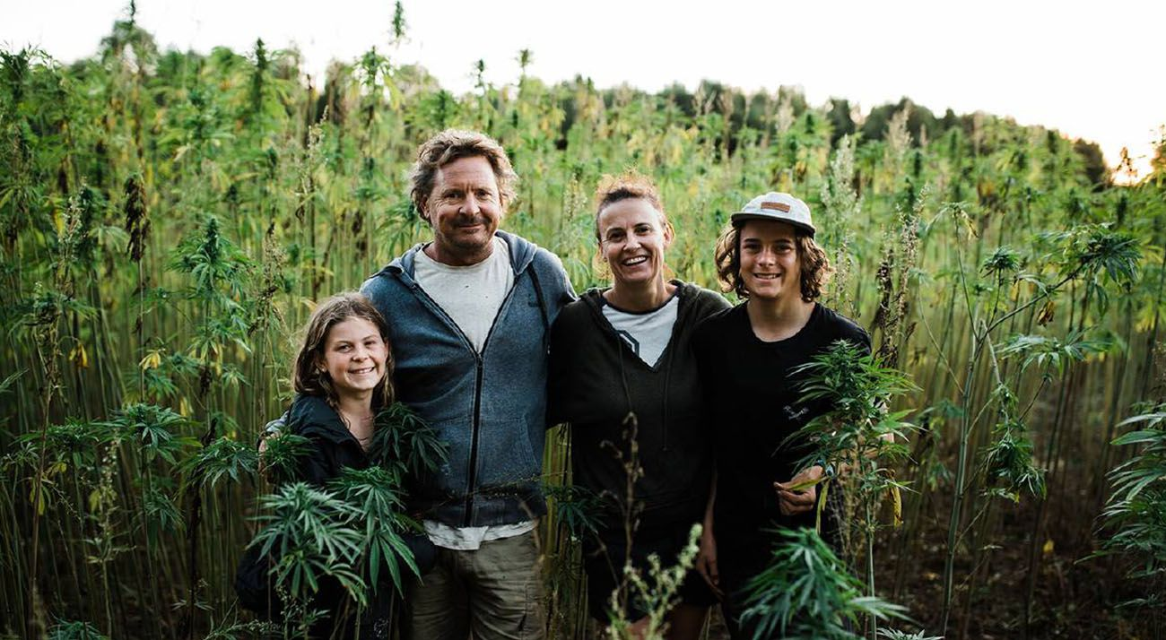 The Family of Margeret River Hemp Co