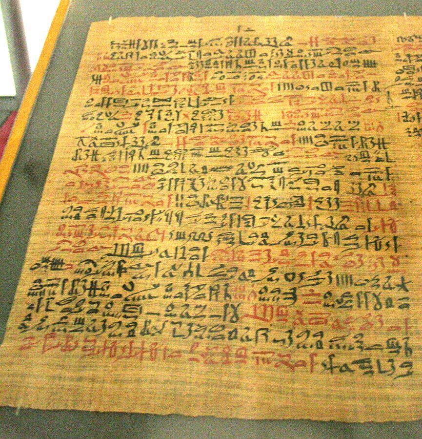 Ancient scripture medical cannabis