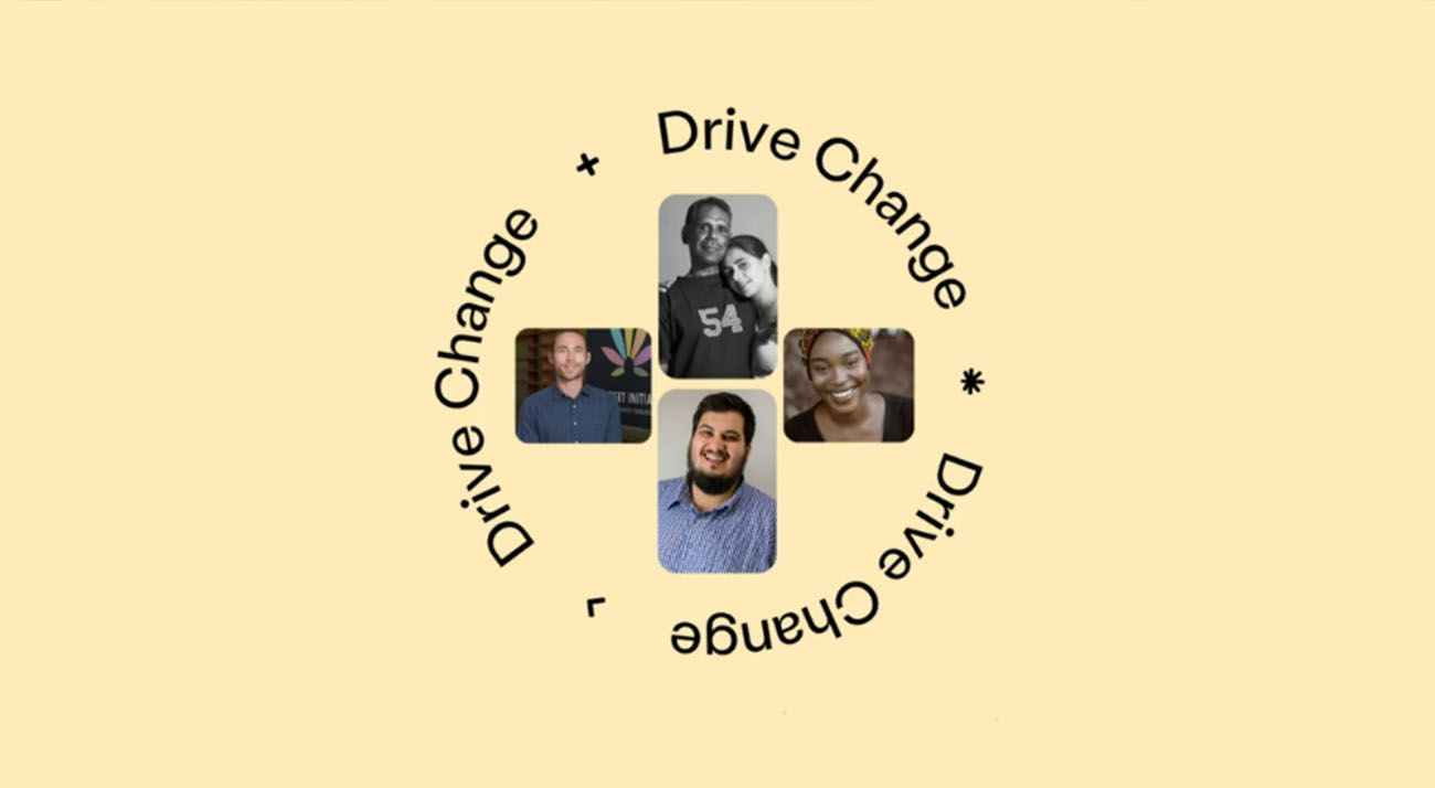 Drive Change Australia logo