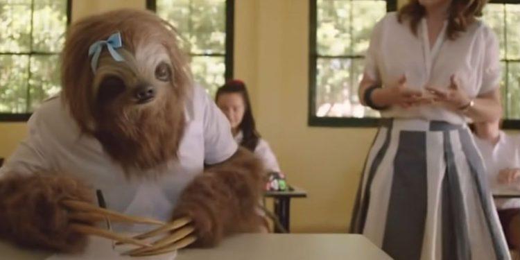 Weed stoner sloth propoganda
