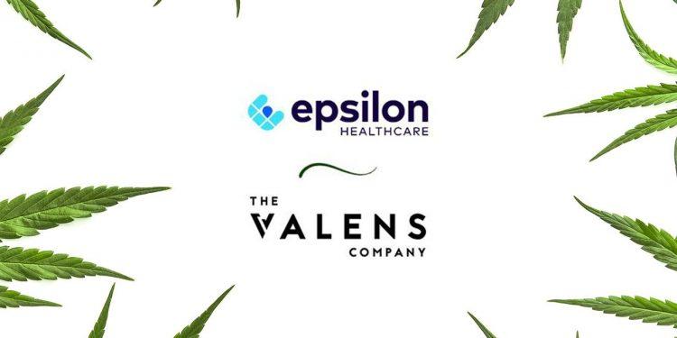 Epsilon Health and The Valens Company