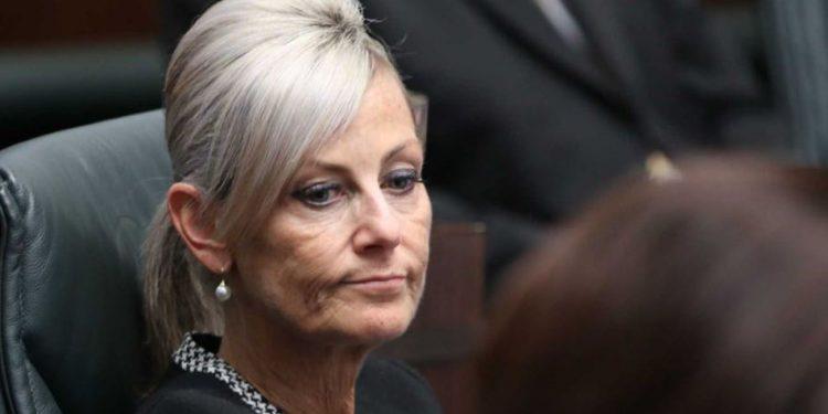 Tasmanias Attorney General Elise Archer